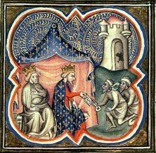 La Conqueste de Jerusalem